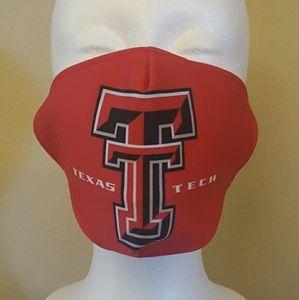 ❤NEW Texas Tech Face Mask❤